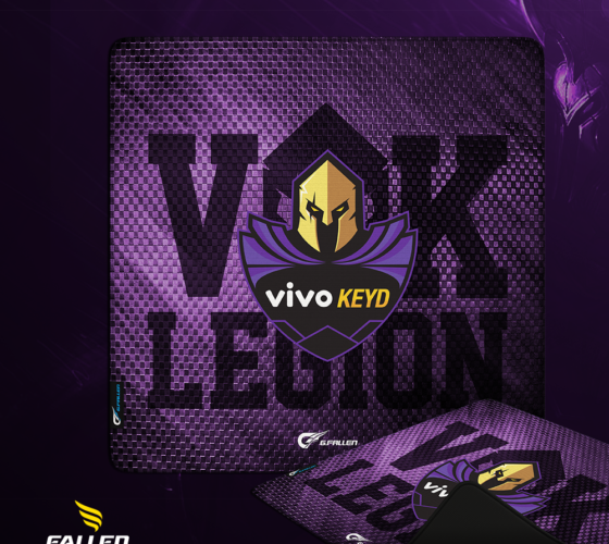 Mousepad VK Legion